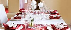Tischdeko Runde Tische : tischdeko rubinhochzeit ratgeber ~ Watch28wear.com Haus und Dekorationen