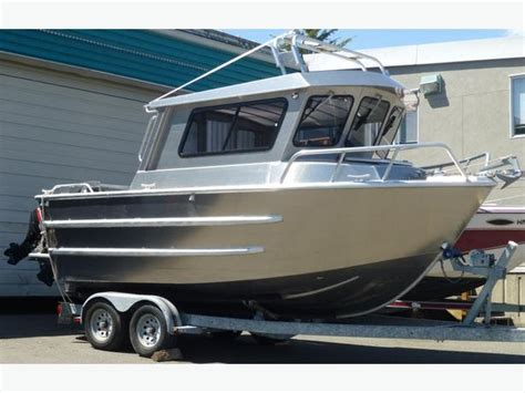 Used Aluminum Fishing Boats In Oregon by Aluminum Boats For Sale Pacific Northwest