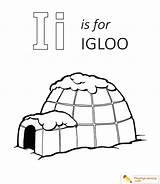 Igloo Coloring Eskimo Ii Sheet Date sketch template