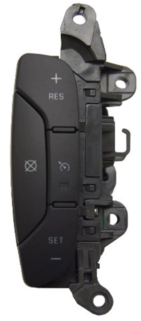 saturn outlook cruise control switch  lh gm