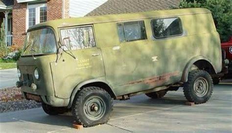 jeep van truck jeep cab over army van jeep ollllo pinterest van