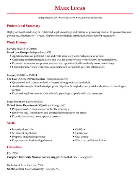 Resume About Me by Free Resume Sles From Myperfectresume