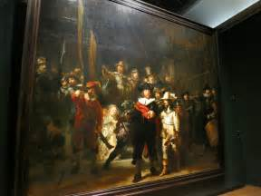 Night Watch Rembrandt Paintings