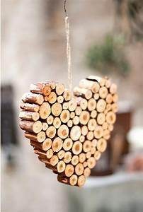 Aus Holz Basteln : weihnachtsschmuck basteln kreative ideen zum nachmachen ~ Lizthompson.info Haus und Dekorationen