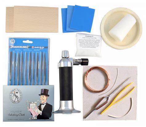 silver smithing starter kit  bead shop nottingham limited