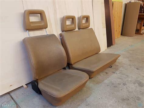 Verkauft Vw T3 Sitze Biete Vwbusforum Ch