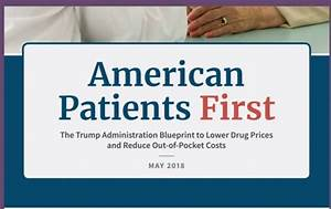 Trump's Drug Pricing Blueprint to be Explored at Upcoming ...