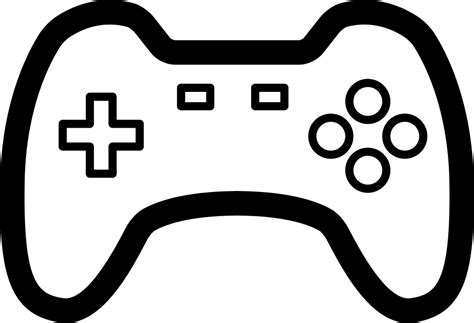 gamepad svg png icon