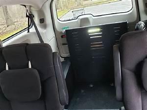 2017 Dodge Grand Caravan - Manual Wheelchair Lift