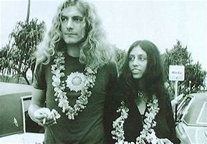 Robert Plant and his wife Maureen | Robert Plant | Pinterest