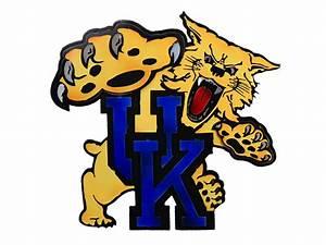 University of Kentucky Wildcat Mascot – Delta-13