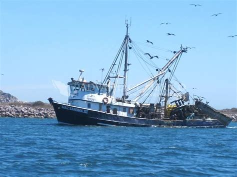 Monterey Boats Revenue by Commercial Fishing Boats Commercial Fishing Boat In