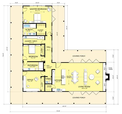 shaped house plans interior home design