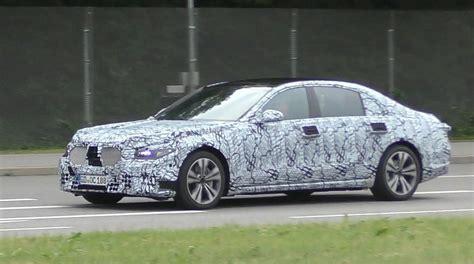 2020 Mercedesbenz Sclass W223 Spied Testing In Germany