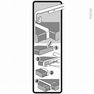 Plan De Travail D Angle : profil jonction d 39 angle alu plan de travail 38mm bord ~ Dailycaller-alerts.com Idées de Décoration