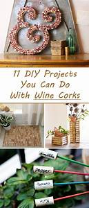 11 DIY Projects You Can Do With Wine Corks