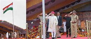 Watch 69th Independence Day Flag Hoisting Live Streaming ...