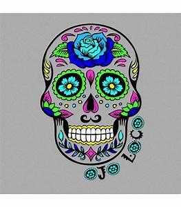 Tete De Mort Mexicaine Dessin : tee shirt t te de mort mexicaine ~ Melissatoandfro.com Idées de Décoration