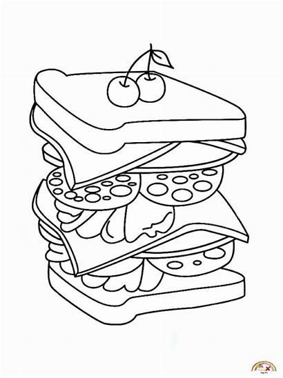 Coloring Sandwich Blogx