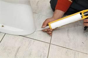 cartouche de mastic silicone joints fongicides cuisine With joint salle de bain moisi