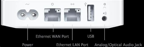 apple airport express 2 port wireless cable router with usb mc414b a ccl computers