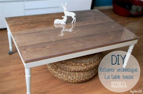table de cuisine ik饌 idées diy 7 façons de customiser une table ikea lack