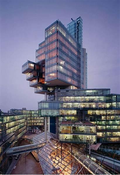 Behnisch Architekten Norddeutsche Landesbank Hannover German Germany