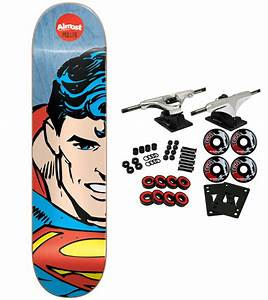 Almost Skateboard Complete Superhero Splitface Rodney ...
