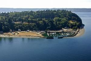 Hat Island Yacht Club In Everett Washington United States
