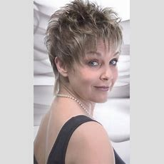 Pictures Of Very Short Haircuts For Women Over 50