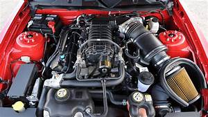 2010 Mustang Engine Information & Specs - 330 Modular V8 (5.4 L)
