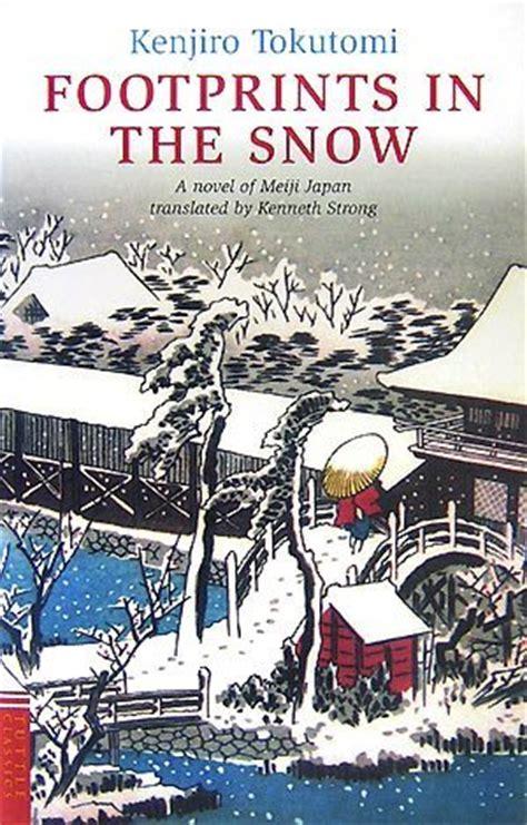 footprints   snow  tokutomi roka reviews discussion bookclubs lists