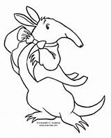 Aardvark Coloring Tuesday Prom Designlooter Popped Funnier Imagine Recently Anything Guy Season Head Into Little sketch template