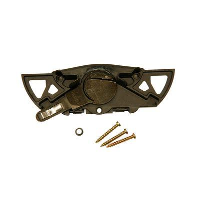 left hand sash lock andersen windows andersen  series casement locks keepers