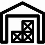 Warehouse Icon Icons