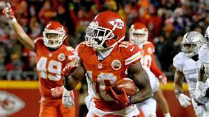 Hill Is Most Explosive Player Is Chiefs WR Tyreek Hill