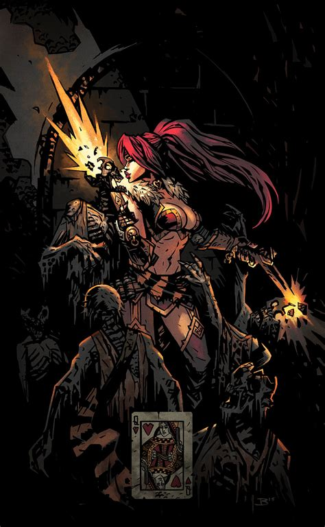 dungeon siege 3 best character monika by cribs on deviantart