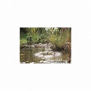 Fontaine Solaire Pour Bassin : jet d 39 eau solaire pour bassin pondosolar 250 plus animal ~ Dailycaller-alerts.com Idées de Décoration