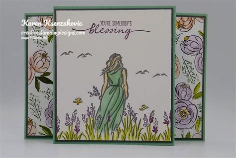 somebodys blessing    images fun fold cards