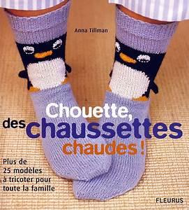 Chouette, des chaussettes chaudes