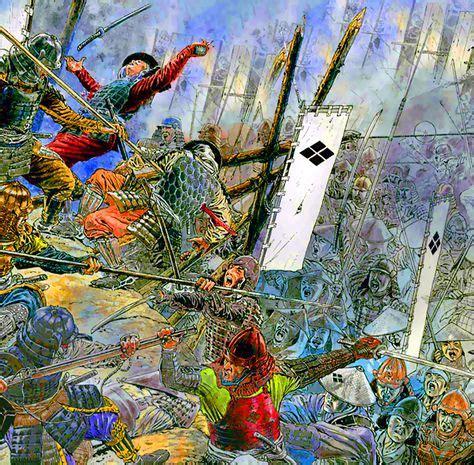 500 Japanese War Art ideas | war art, samurai warrior, art