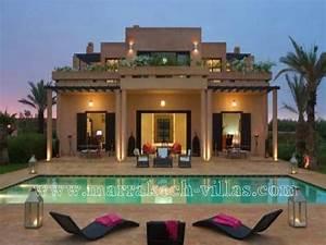book villa marrakech ref mrbh accommodation rental in With villa a louer a casablanca avec piscine