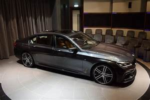 Singapore Grey BMW 750Li With M Performance Goods And