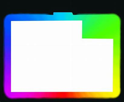 Rgb Square Clipart Transparent Mat Webstockreview Gaming