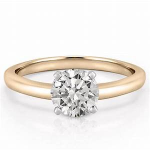 classic solitaire ring solitaire engagement ring asha With solitaire wedding ring