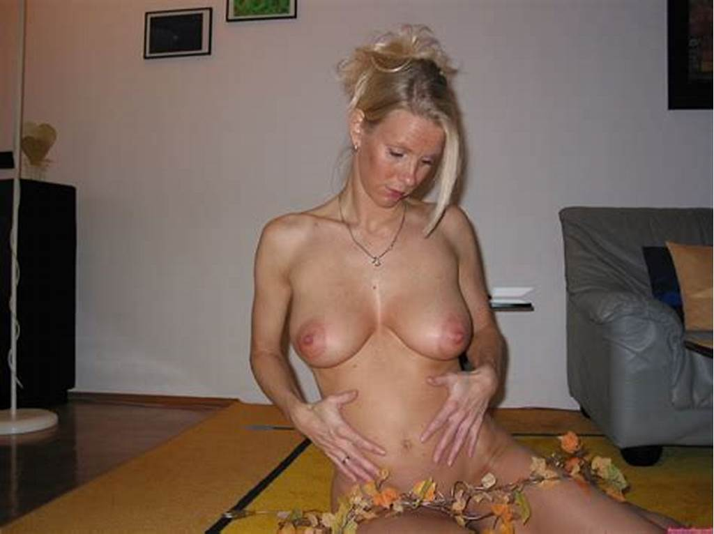 #Amateur #40 #Year #Old #Blonde #Milf #With #Juicy #Big #Tits