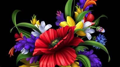 Flowers Colorful Bouquet