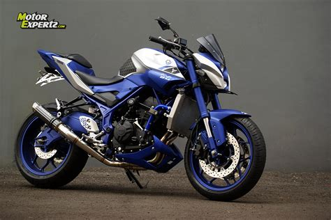 Modification Yamaha Mt 25 by 4 Ide Dan Konsep Kumpulan Modifikasi Yamaha Mt 25 Terbaru