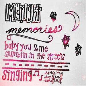 Midnight Memories - One Direction | Sing Me a Song ...