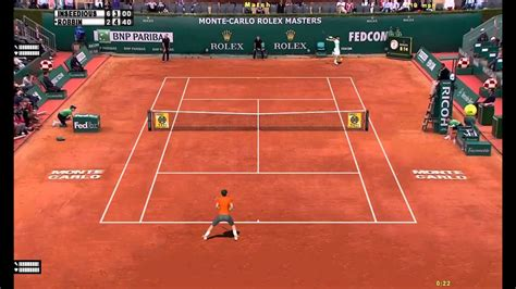 tennis elbow  itst mod   mens clay court houston  final haas  tomic